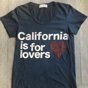 Vintage Aviator Nation T-Shirt (Size XS)